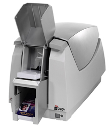 EDISecure DCP 240+ Direct Card Printer