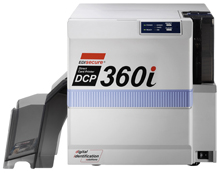 EDISecure DCP 360i Direct Card Printer