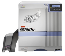 EDISecure XiD 560ie Retransfer Printer