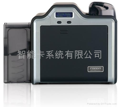 Fargo HDP5000 ID Card Printer